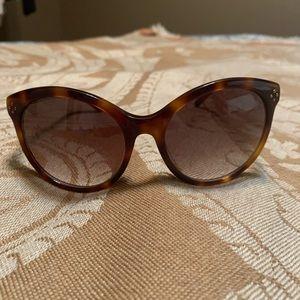 Chloe tortoise sunglasses